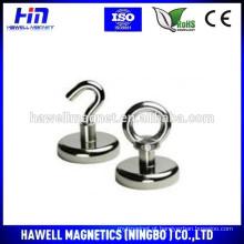 Forte parafuso de rosca M3, M4, M6, M8, Pot Holding Magnet venda quente