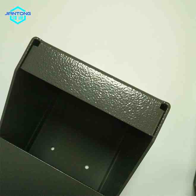 Carbon Steel Laser Cut Sheet Metal Fabricated Service 3