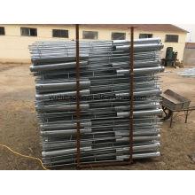 Eingebaute Montage-Bodenschraube, Eingebetteter Teil Bodenschraube
