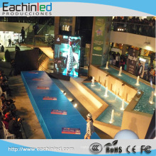 cortina de led para ecenario / pantalla de led publicitaria movil