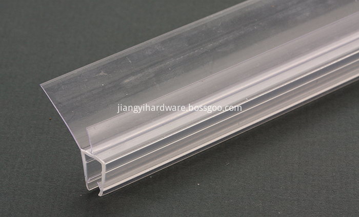 Long Waterproof Seal shower screen rubber seal