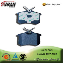 SEMI-METALLIC BRAKE PAD FOR Audi A4 1997-2004