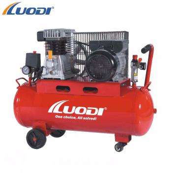 compresseur d'air de piston entraîné par courroie de type italie 2HP 100L