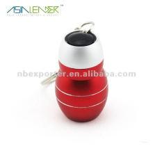 3 LED-Aluminium-Taschenlampe