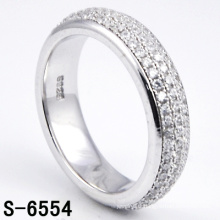 Fashion Jewelry 925 Silver Ring (S-6554. JPG)