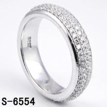 Ювелирные Изделия 925 Серебряные Кольца (С-6554. Jpg)в