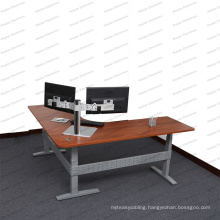 90 Degree Intelligent Autormatic Electric Height Adjustable Office Table