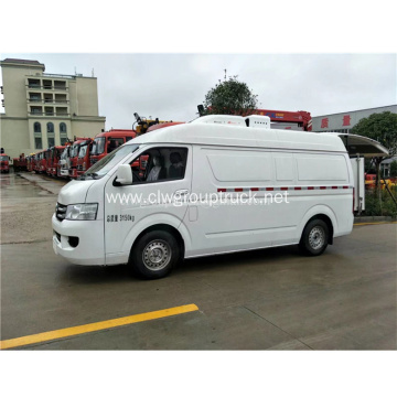 Foton 4x2 panel van light-duty commercial truck