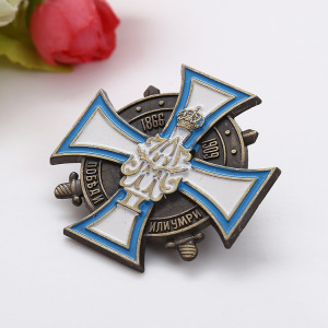 Latest New Fashion Soft Enamel Lapel Pin With No MOQ
