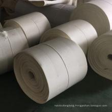 Pneumatic aerating air blower trough conveyor Air slide fabric