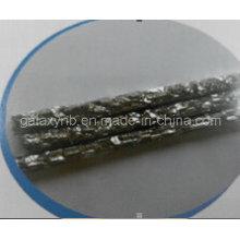 Nova barra de cristal de titânio de alta pureza