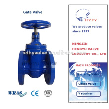 6 inch water gate valve manufacturer