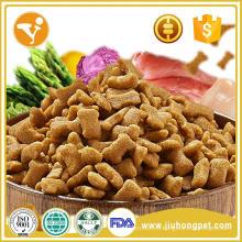 El mejor alimento para el perro adulto como animal doméstico orgánico OEM trata