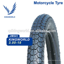 Natural rubber tyre for motorbike & motorcycle