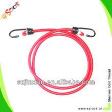 metal hooks bungee cord /elastic bungee cord with hook