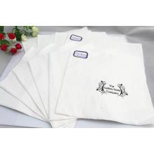 Servilleta de papel blanco Fsc
