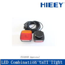 IP67 led trailer tail light waterproof tail lamp for truck multivolt LED tail lamp