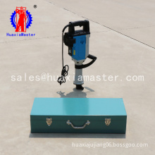 QTZ-3D portable electric earth drill rig core sampling drilling machine for sale