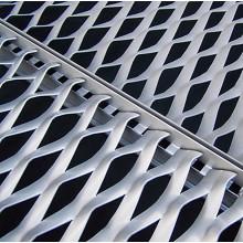 Aluminiumausdehnendes dekoratives Metallgewebe