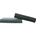 Feuille de plastique PC en polycarbonate noir