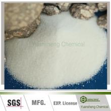 Dispersante para a alta pureza 98% de gluconato de concreto
