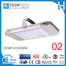 UL Approved 200W LED Low Bay Light with Motion Sensor