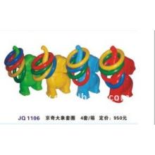 Kinder Kunststoff pädagogischen Bau Spielzeug