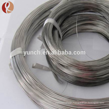 0.8mm Gr5 Titanium Wire Straight Coil Titanium Alloy Wires For Jewelry