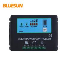 Populaire vente chaude chargecontroller 12v DC entrée 220v AC contrôleur de charge de sortie