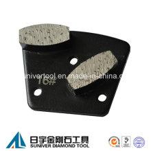 Grinding Concrete Segments Metal Diamond Polishing Pad