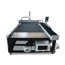 1000W CNC Steel/Metal Tube Fiber Laser Cutting Machine