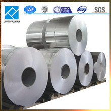 Cost price mill finish aluminum coil manufacturer in Europe and Asia market