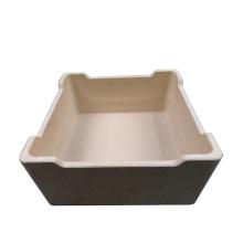 High temperature Laboratory Ceramic Alumina saggers