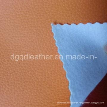 Top Sell Furniture Semi-PU Leather (QDL-FS013)