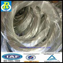 Matéria-prima / electro galvanizado fio de ferro preço do fio de galinha