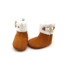 Snow Winter Baby Shoes 편안한 소재 부츠 운동화