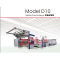 European Designed Structure Stenter Machine for Woven Fabric