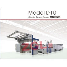 D10 Stenter Setting Machine for Knit Cotton Textile Fabrics
