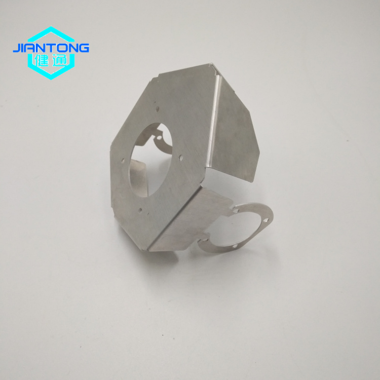 Aluminum Laser Cutting Bending Parts Aluminum