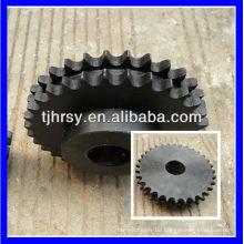 Stahl Duplex Kettenrad für 12A-2 Rollenkette
