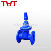 Resilient underground gate valve DIN3352 F4 and BS5163