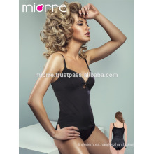 MIORRE MUJER LACE TANK TOP & PANTY SET