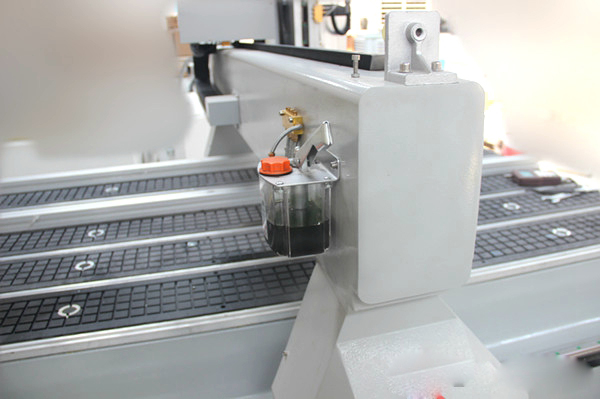SZ A2-ATC 2 cabezas CNC Router Machine