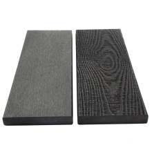 China supplier wood recycled plastic plank