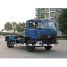 DFAC 10 toneladas arm-roll camión de basura para la venta