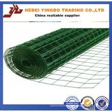 Exportação de Cerca de Rede de Arame Soldada Reforçada com 60X100mm Barato