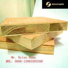Paneles de carpintería sintética y melamina para muebles y paneles de puertas