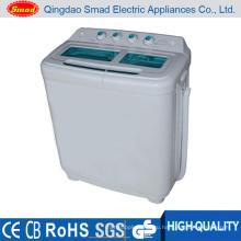 6кг пластичный Домашний мини-Близнец Ванна стиральная машина