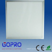 Dimmable 600 * 600mm llevó la luz del panel