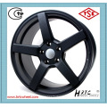 deep concave 4X4 wheels rims in alloy for SUV car
